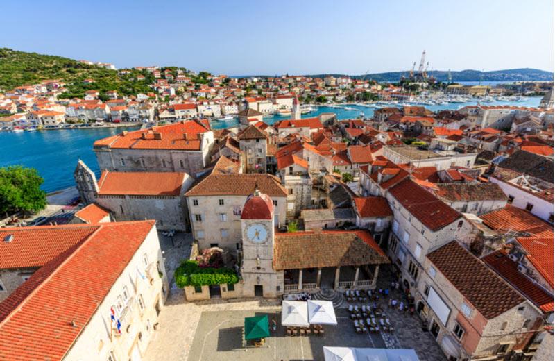 Historisch centrum Trogir