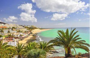 Vakantie naar Jandía op Fuerteventura