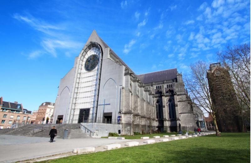 Kathedraal Notre Dame de La Treille
