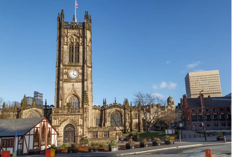 Kathedraal van Manchester