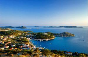 Kornati archipel - Kroatië