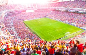 Stadion van Manchester United