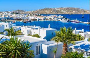 Mykonos - Cycladen Eilanden