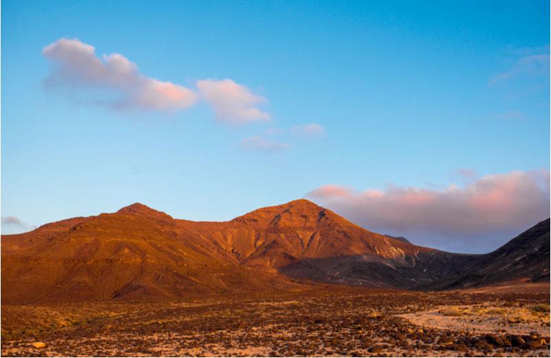 Nationaal park Jandía