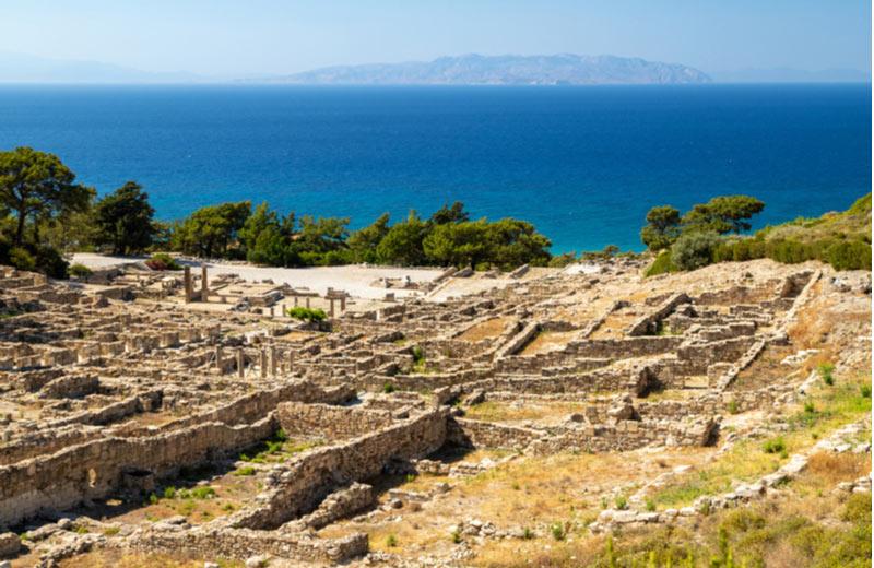 Opgravingen van Kamiros