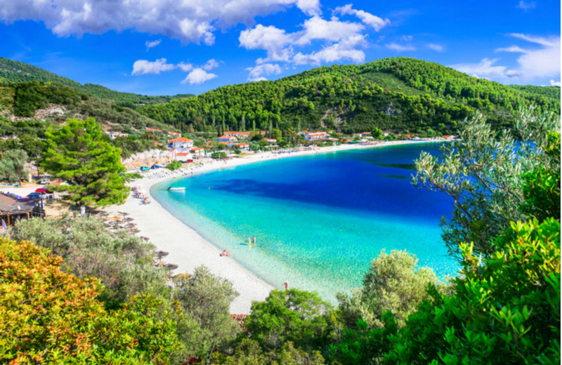 Panormos op Skopelos