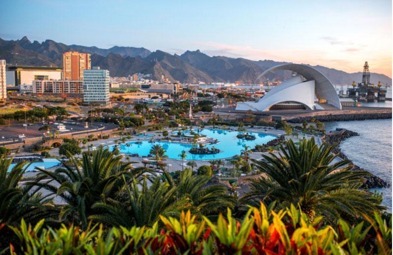 Vakantie Santa Cruz de Tenerife