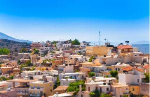 Vakantie Stalis op Kreta