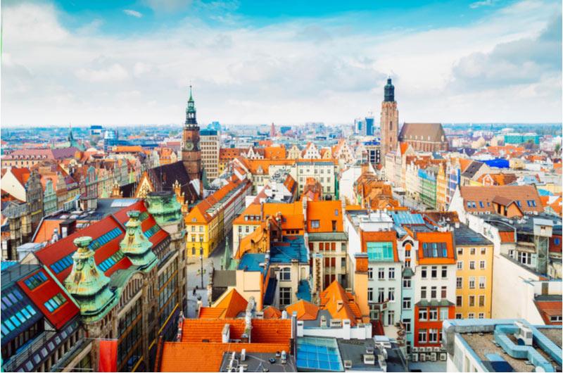 Stedentrip of een vakantie naar Wroclaw maken