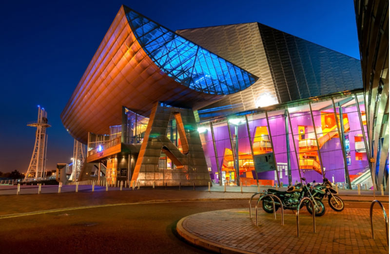 The Lowry in Manchester