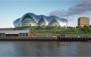 The Sage in Newcastle