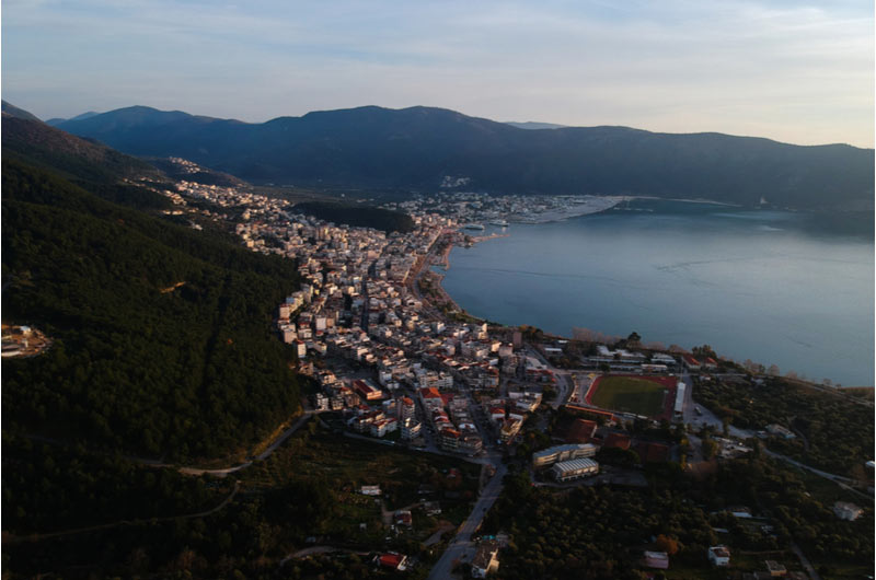Thesprotia Epirus
