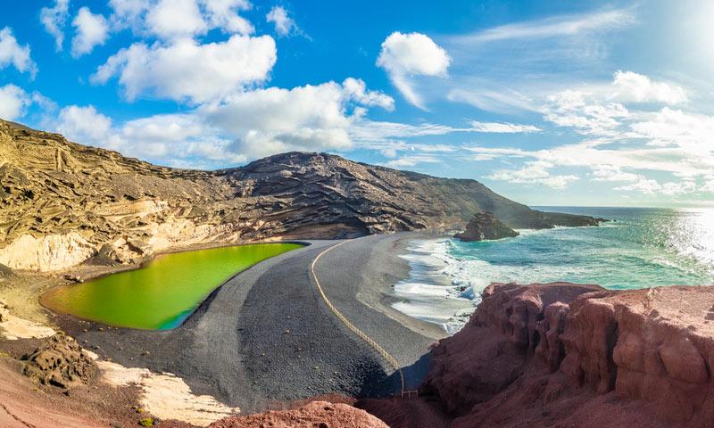 Het prachtige Lanzarote