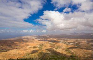 Mirador de Morrovelos op Fuerteventura
