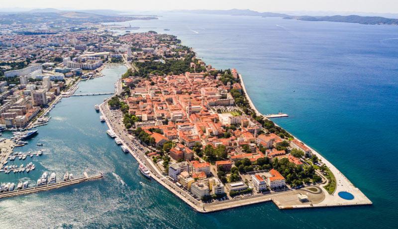 Op vakantie naar het mooie Zadar in Kroatië