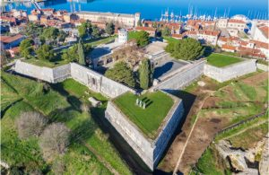 Venetiaans fort in Pula