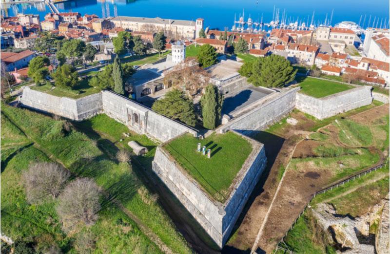 Venetiaans fort in Pula