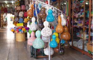 Winkeltjes in centrum Bodrum
