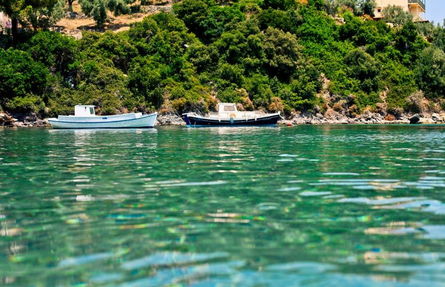 Agios Petros Alonissos strand