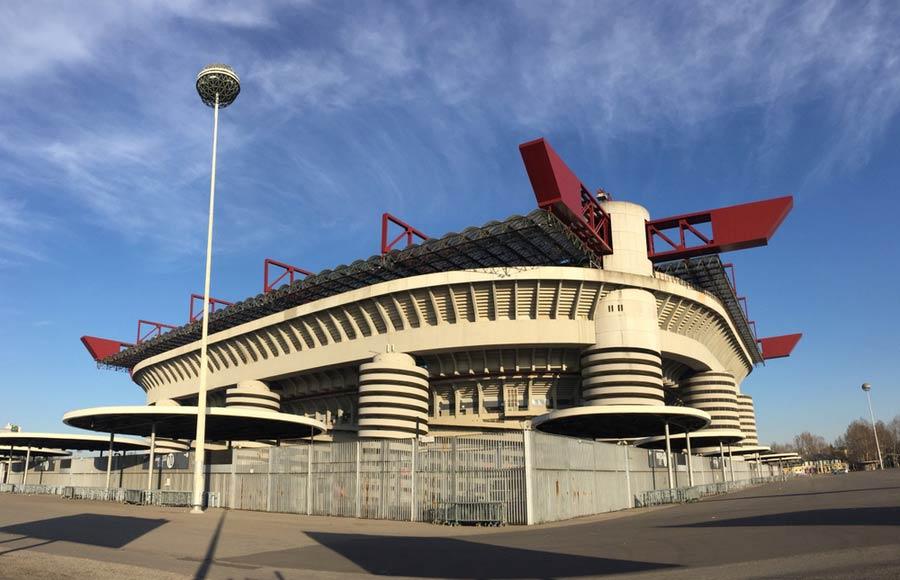 San Siro stadion AC Milaan