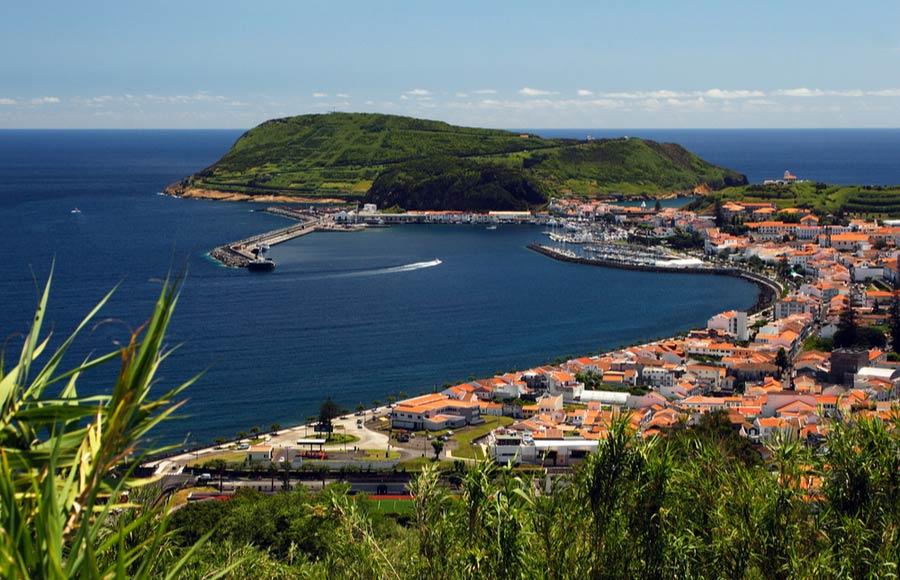 Gemeente Horta op Faial - De Azoren