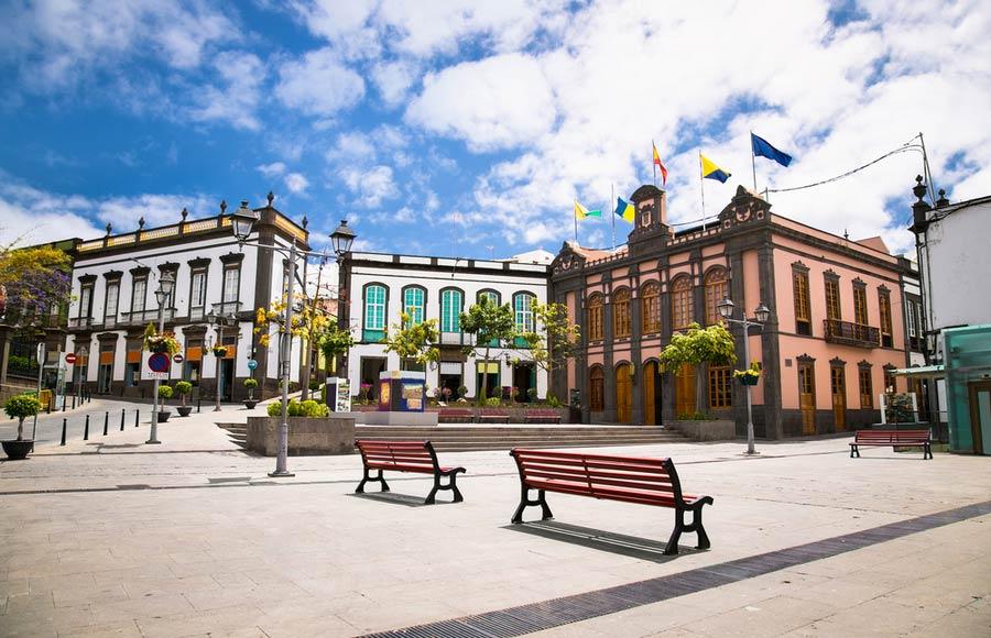 Gemeentehuis in Arucas