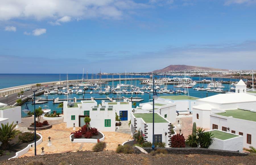 Haven van Playa Blanca