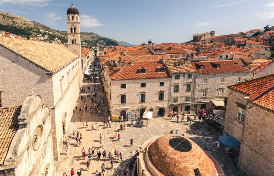 Historische centrum van Dubrovnik