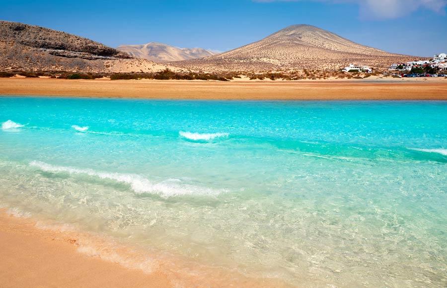 Jandía beach Risco el Paso
