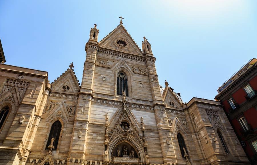 Kathedraal van Napels