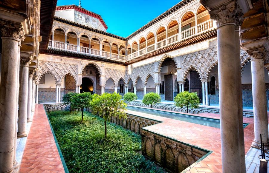 Koninklijk paleis Alcazar