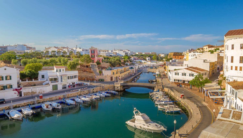 Menorca header