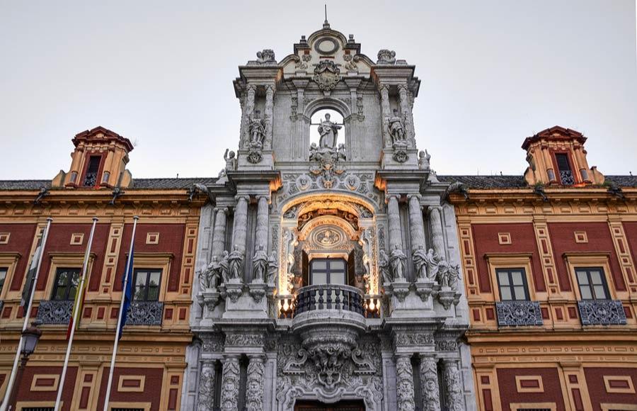 Museum de Bellas Artes in Sevilla
