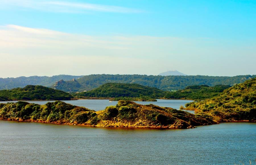 Natuurpark s'Albufera des Grau op Menorca
