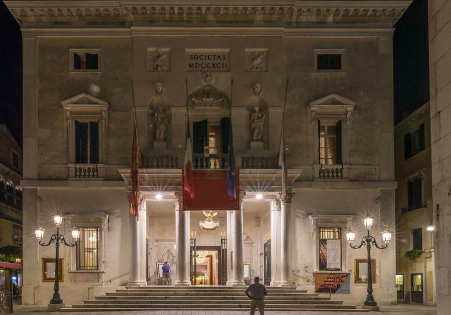 Operatheater Teatro la Fenice
