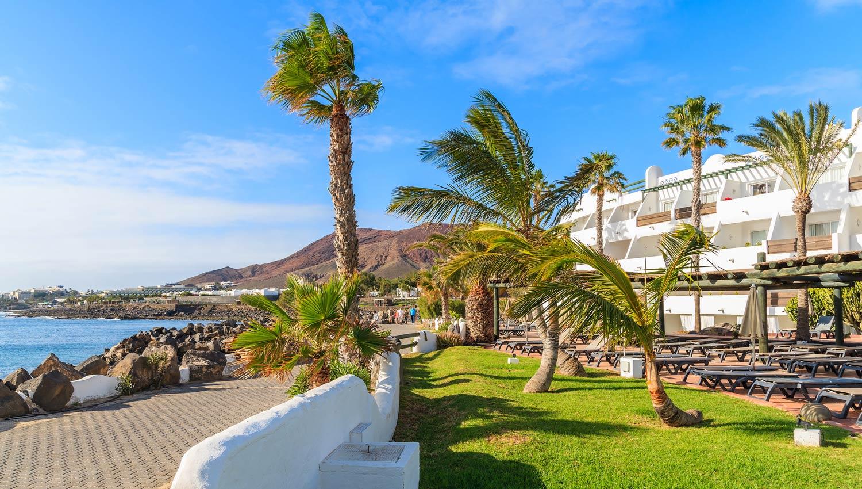 Playa Blanca header
