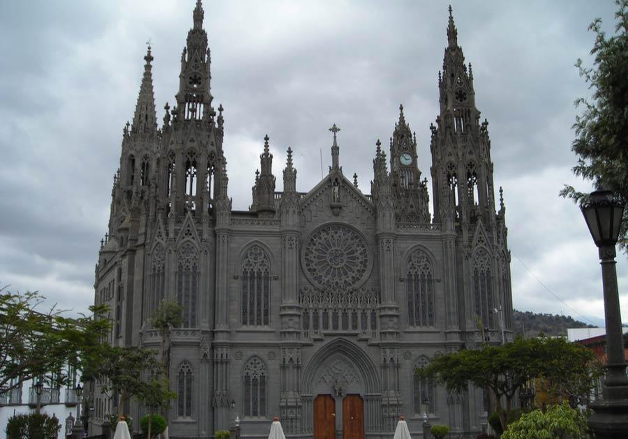 San Juan Bautista kerk in Arucas
