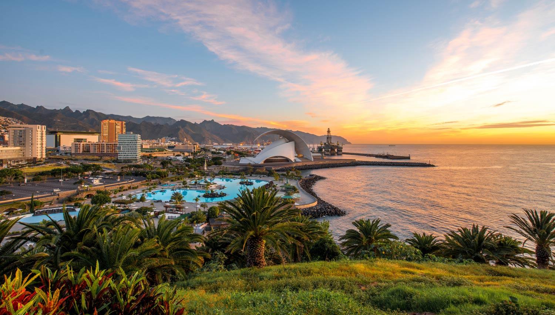 Santa Cruz de Tenerife header