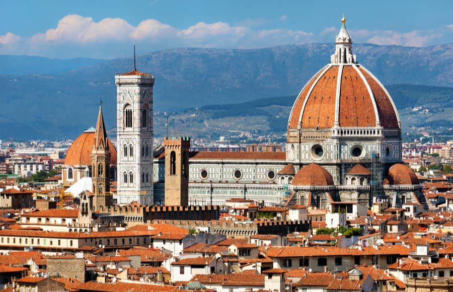 Santa Maria basiliek in Florence