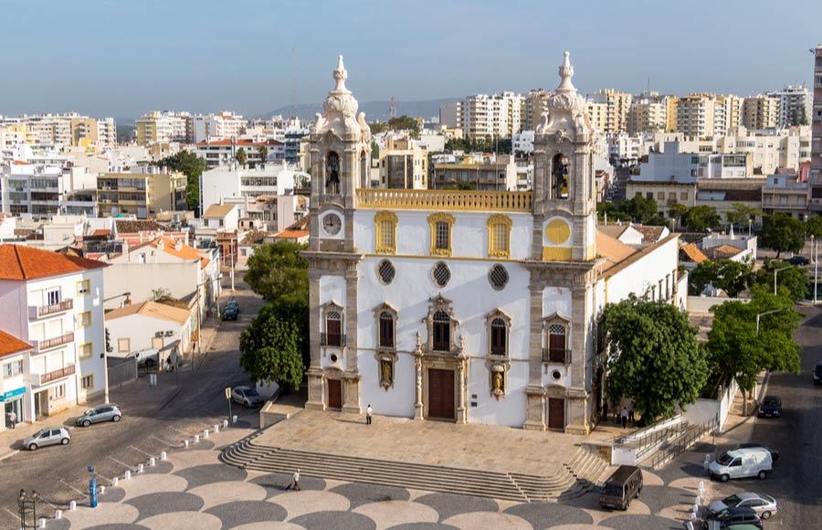 Sé kathedraal in Faro