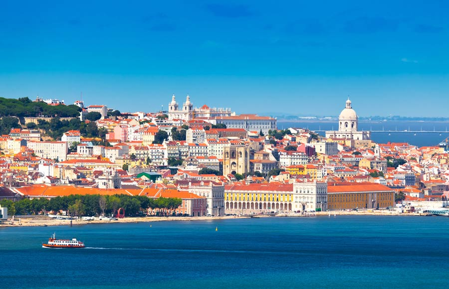 Stedentrip Lissabon Portugal