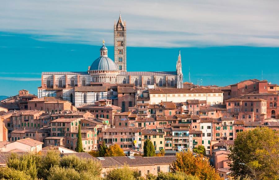 Stedentrip of vakantie naar Siena