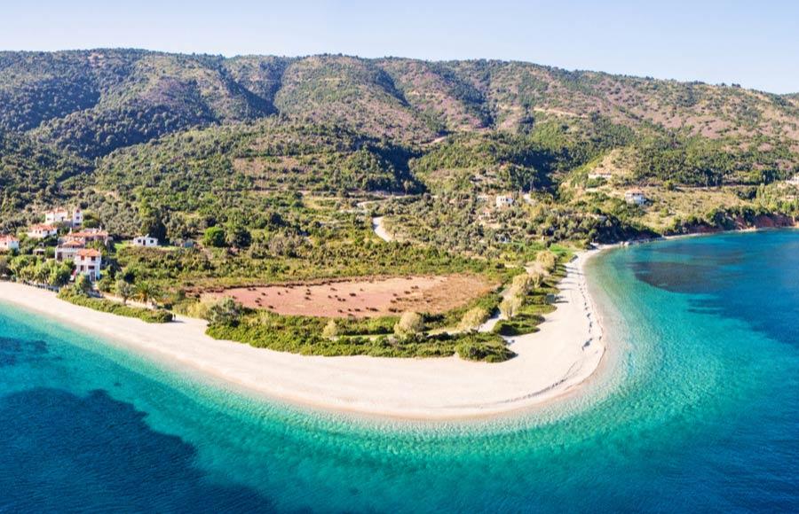 Strand Agios Dimitrios Alonissos
