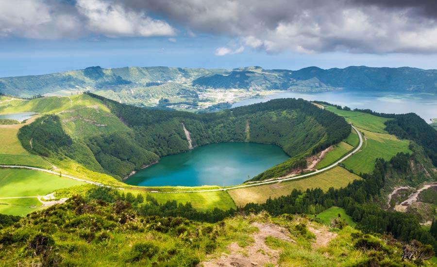 Vakantie naar de Azoren in Portugal