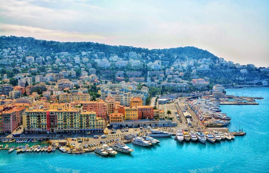 Vakantie of stedentrip naar Nice